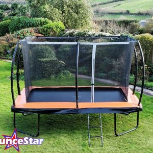 BounceStar 7x10ft trampoline package