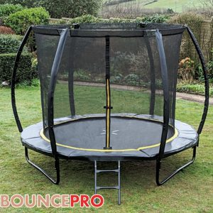 Hi-Bounce Pro 10ft trampoline package