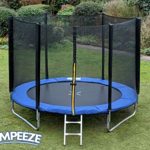 Jumpeeze Blue 10ft trampoline package
